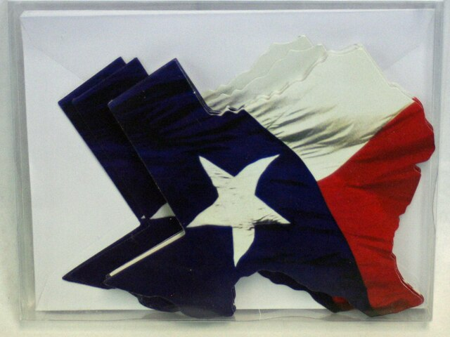Texas Flag Notecard Set