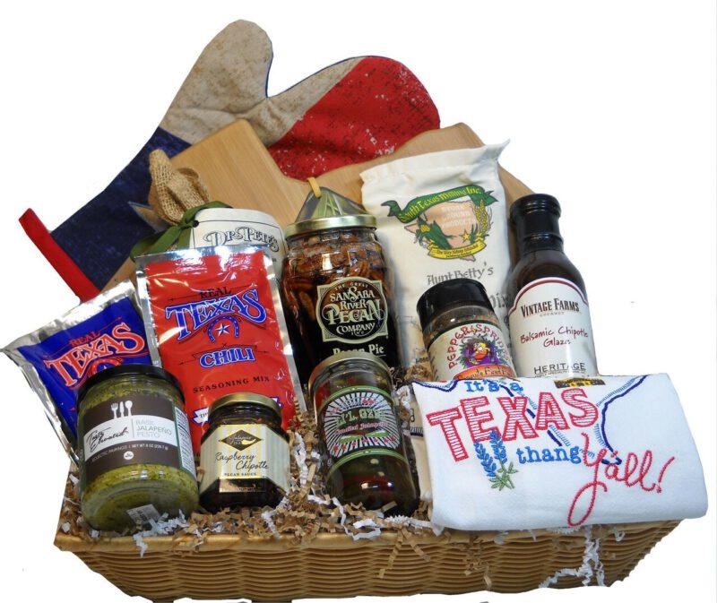 Texas Chefs Gift Box