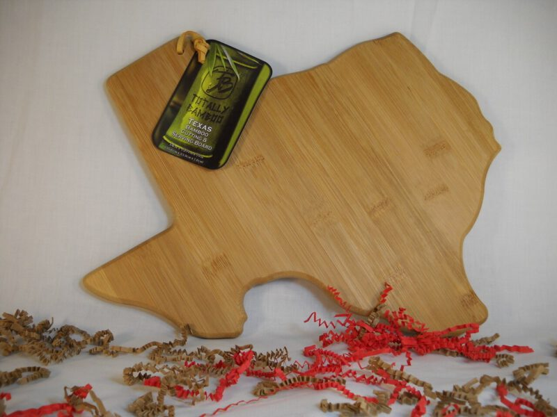 Texas Cutting Board
