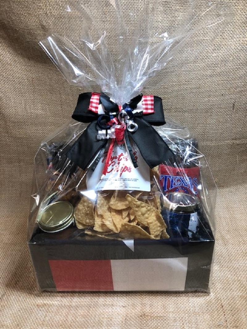 Texan in Exile Survival Gift Box 1