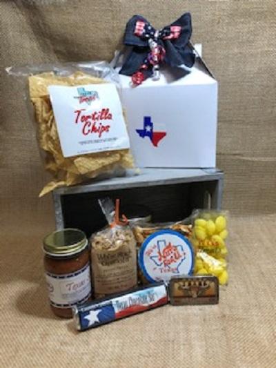 Texas Wedding Gift Box
