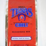 Real Texas Chili Seasoning