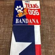 Texas Dog Bandana