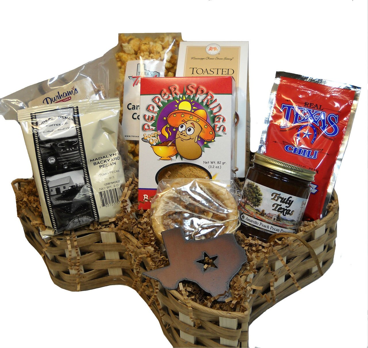 Texas Fall Basket 1