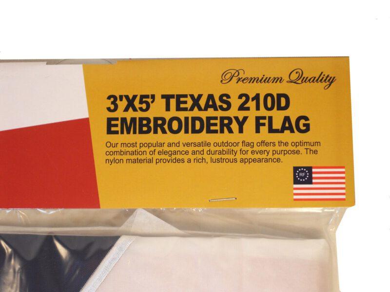 Texas 3' x 5' Flag
