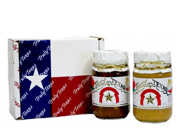 Truly Texas Pards Queso and Salsa Gift Box