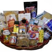 XL Tub of Texas Gift Basket