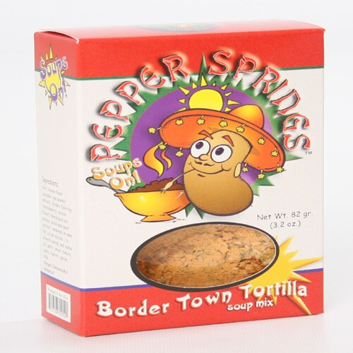 Soup Mix - Border Town Tortilla Soup Mix