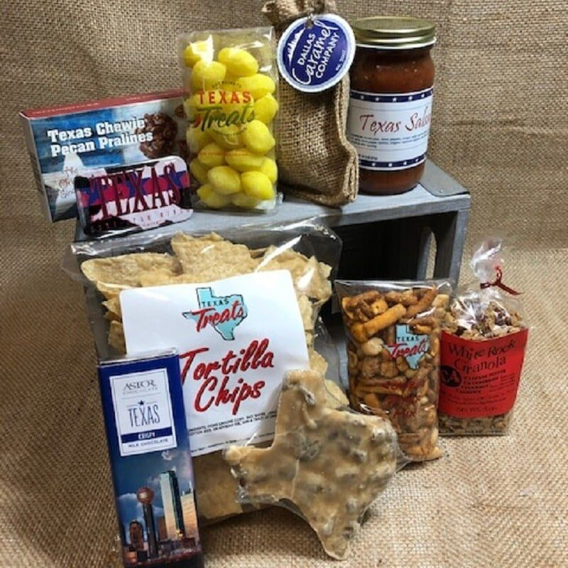 Dallas Gift Basket