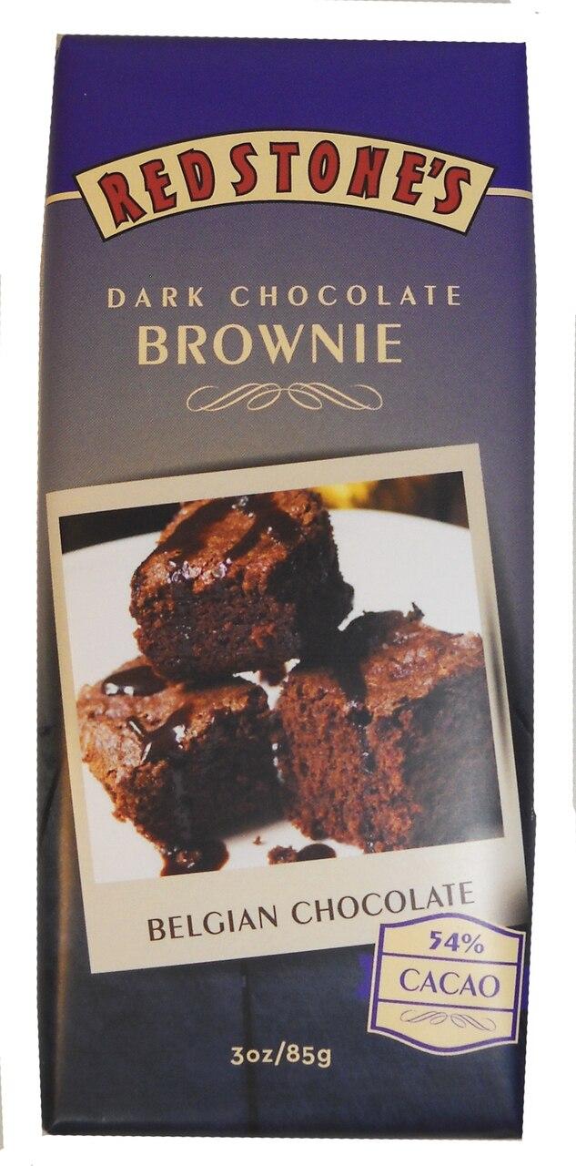 Dark Chocolate Brownie Bar