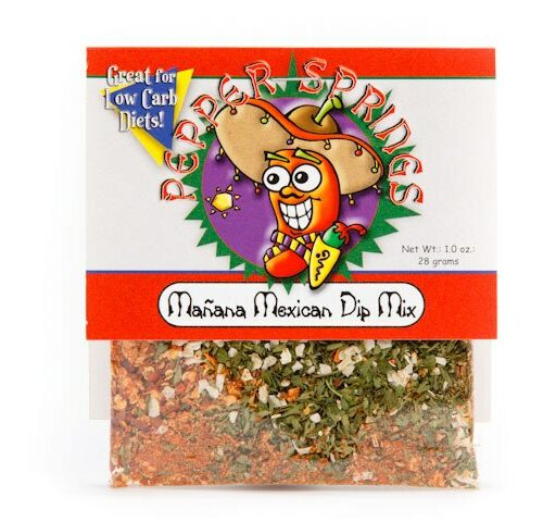 Dip Mix - Manana Mexican