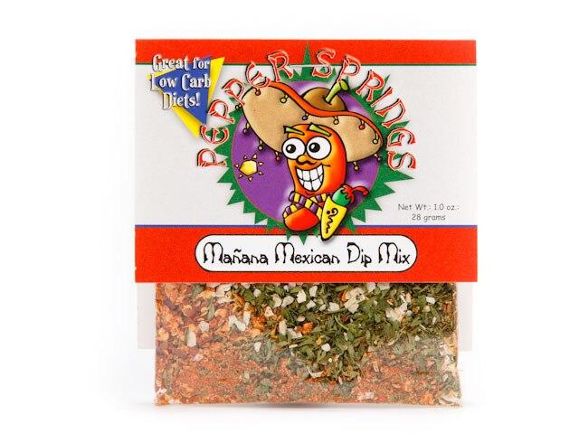 Dip Mix - Manana Mexican