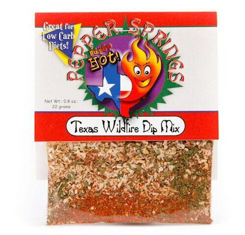 Dip Mix - Texas Wildfire