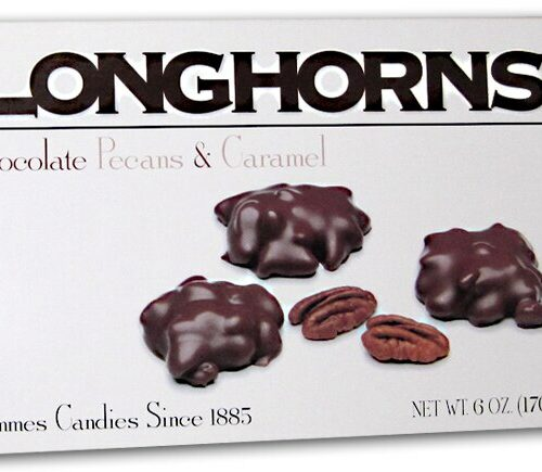 6 oz Longhorns
