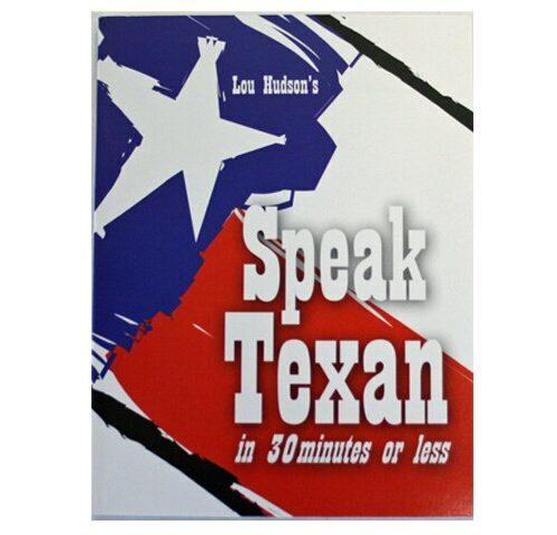 Book - Speak Texan