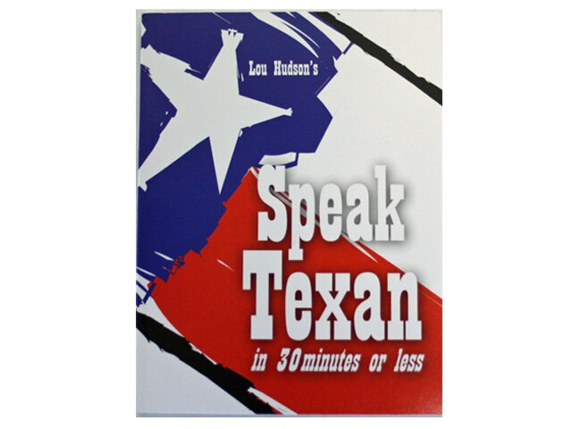 Book – Speak Texan 1