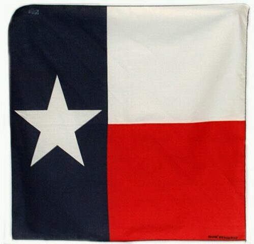 Bandana - Texas Flag