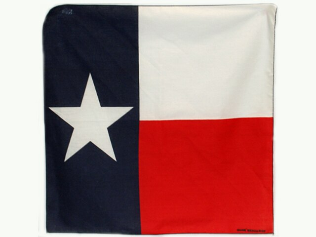 Bandana - Texas Flag