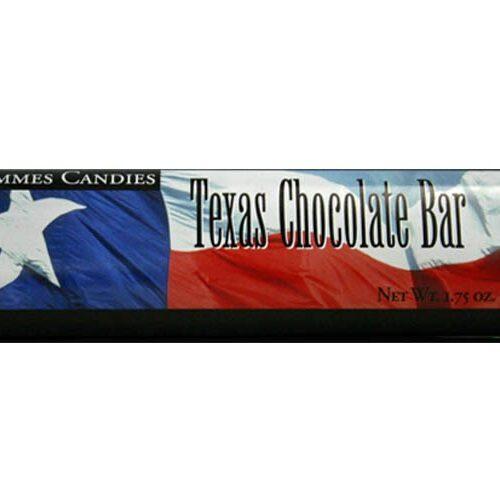 Candy Bar - Texas Flag