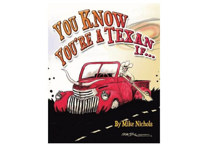 You Know You're a Texan if... Book