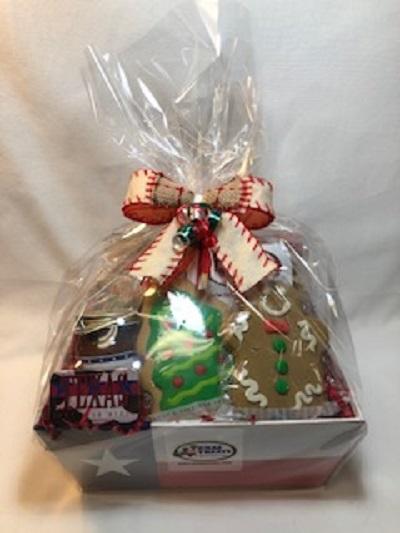 Texas Holiday Gift Box