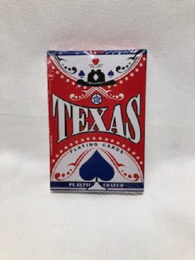 Texas Size Playing Cards