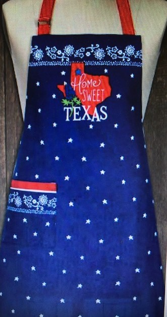 Home Sweet Texas Apron