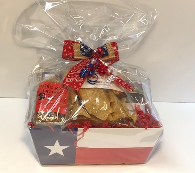 Dallas Gift Basket